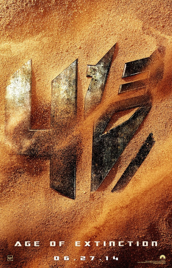 TRANSFORMERS: AGE OF EXTINCTION teaser poster