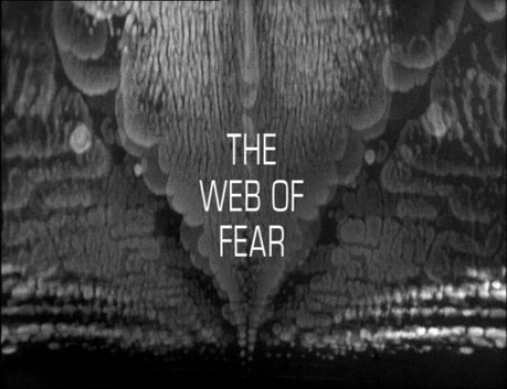 DOCTOR WHO: The Web of Fear title screen