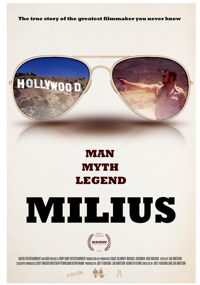MILIUS one Sheet