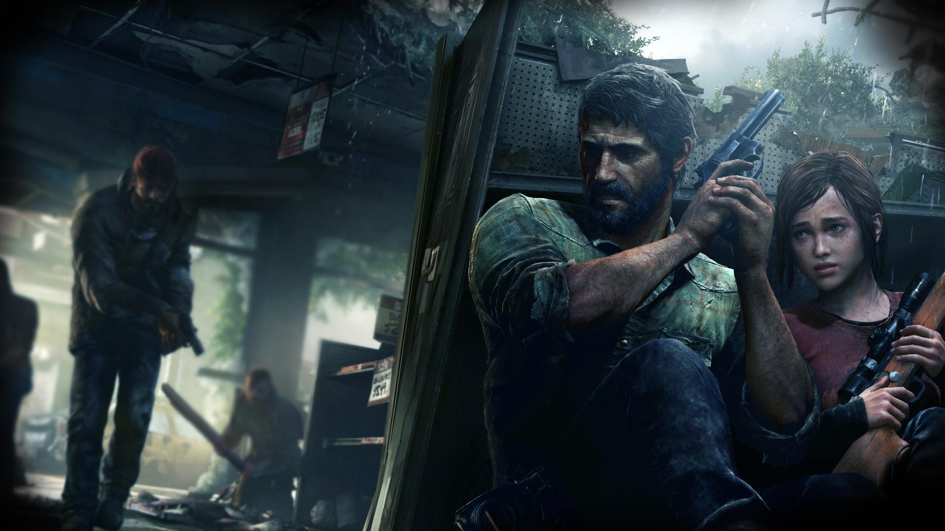 The Last of Us не уступила первое место в британском чарте