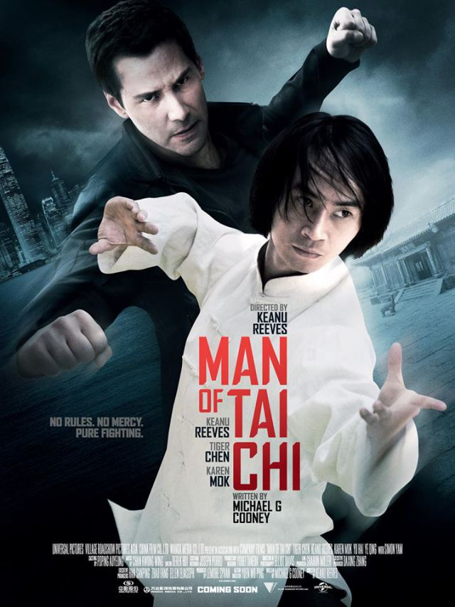 Fantastic Fest 2013: Nordling Reviews MAN OF TAI CHI!