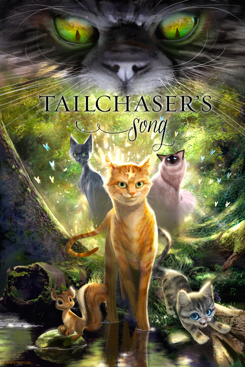 the teaser poster to tailchasers song