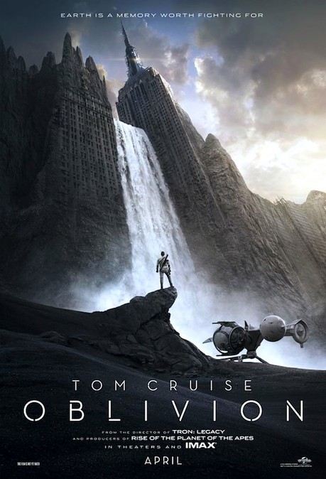 oblivion teaser poster 