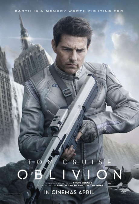 2nd Oblivion poster