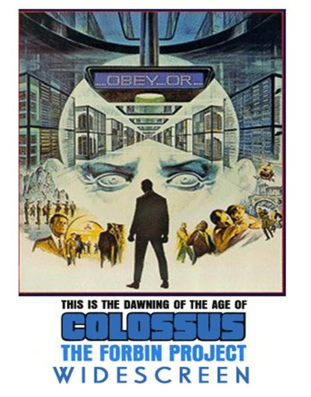 COLOSSUS poster (original)