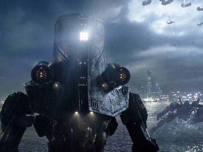 Pacific Rim Jaegers