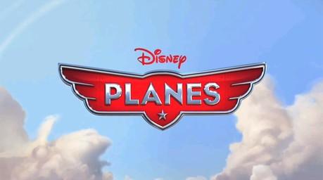 planes title design