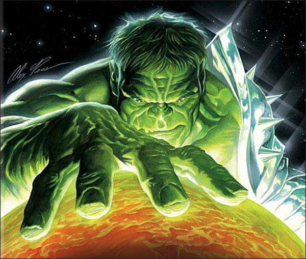Planet Hulk Ross