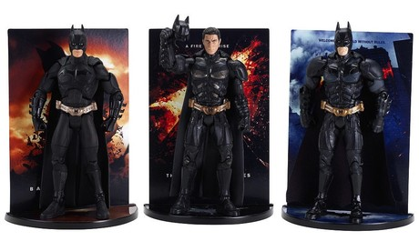 Dark Knight Movie Masters From Mattel 