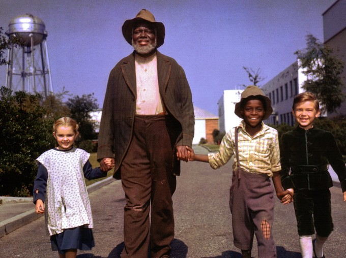 James Baskett Wallpapers DVDizzy com View topic Disney Is Remastering Song of the South