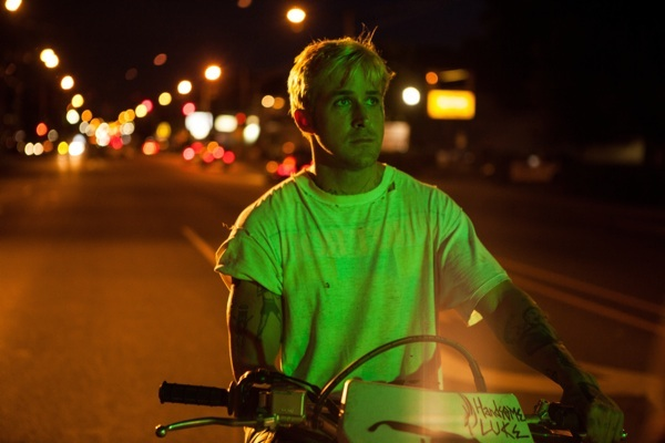 Ryan Gosling Motorcycle