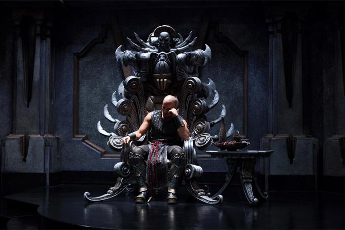 Vin Diesel RIDDICK still