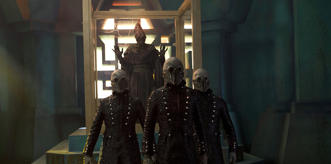 The Vigil from DOCTOR WHO: The Rings of Akhaten