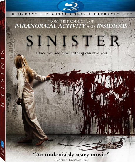 sinister blu-ray box
