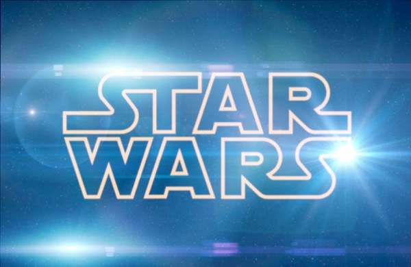 New Star Wars Logo