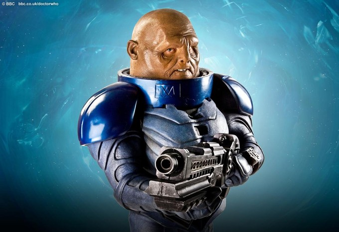 Strax - DOCTOR WHO
