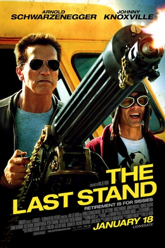 THE LAST STAND Final Theatrical One Sheet