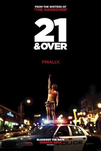 21 AND OVER Final Theatrical One Sheet