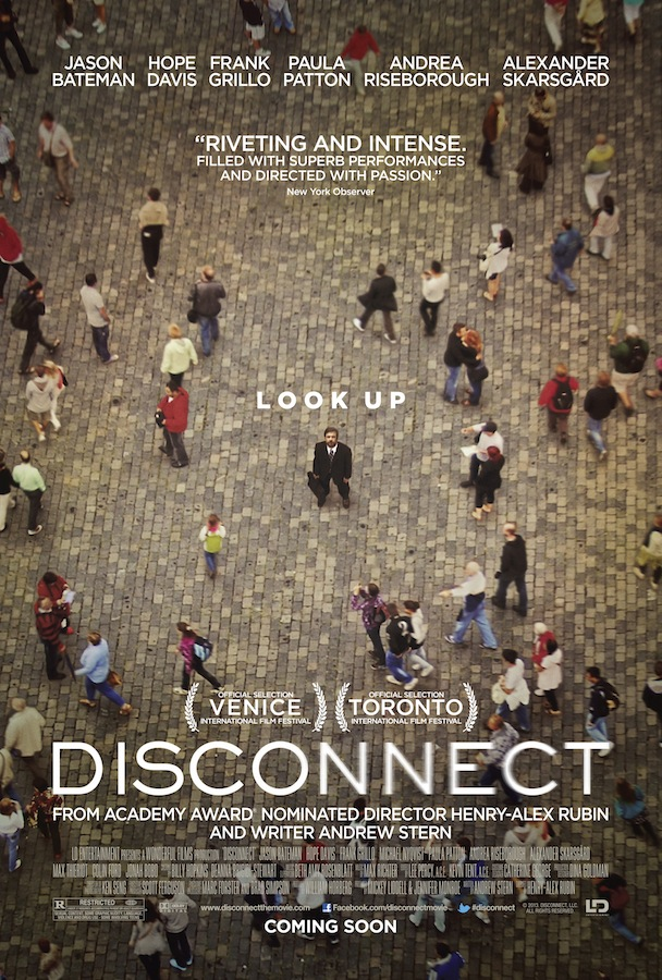 DISCONNECT Final Theatrical One Sheet