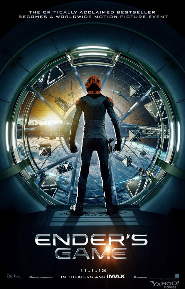 ENDER'S GAME Teaser One Sheet