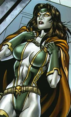 Marvel's Gamora