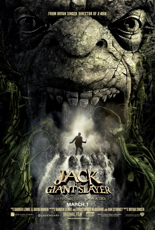 JACK THE GIANT SLAYER Final Theatrical Poster