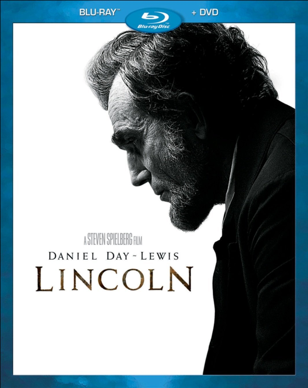LINCOLN Blu-ray/DVD Box Art