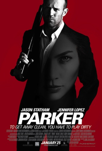 PARKER Final Theatrical One Sheet