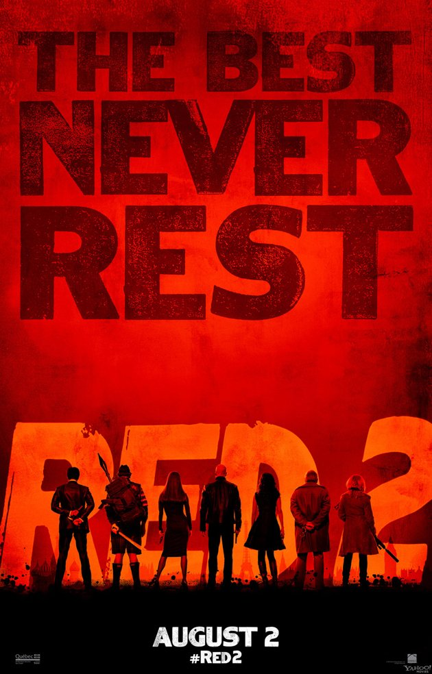 RED 2 Teaser One Sheet #2