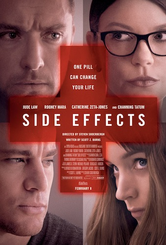 SIDE EFFECTS Final Theatrical Poster