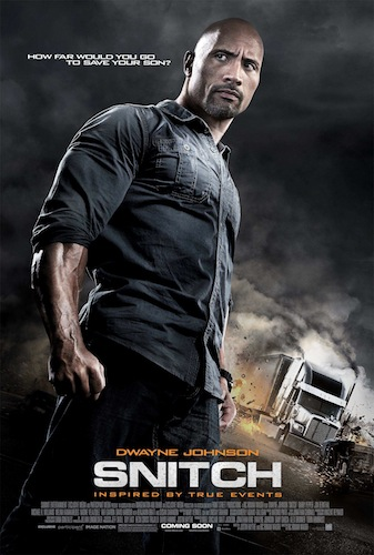 SNITCH Final Theatrical One Sheet