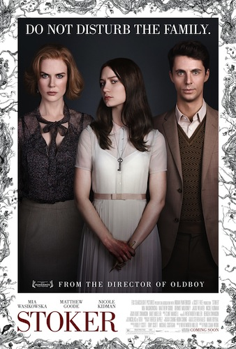STOKER Final Theatrical One Sheet