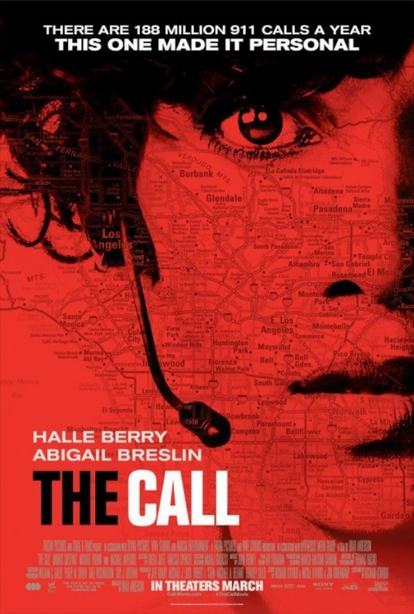 THE CALL Final Theatrical One Sheet