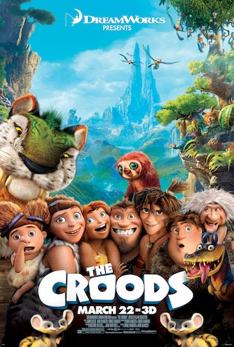 THE CROODS Final Theatrical One Sheet