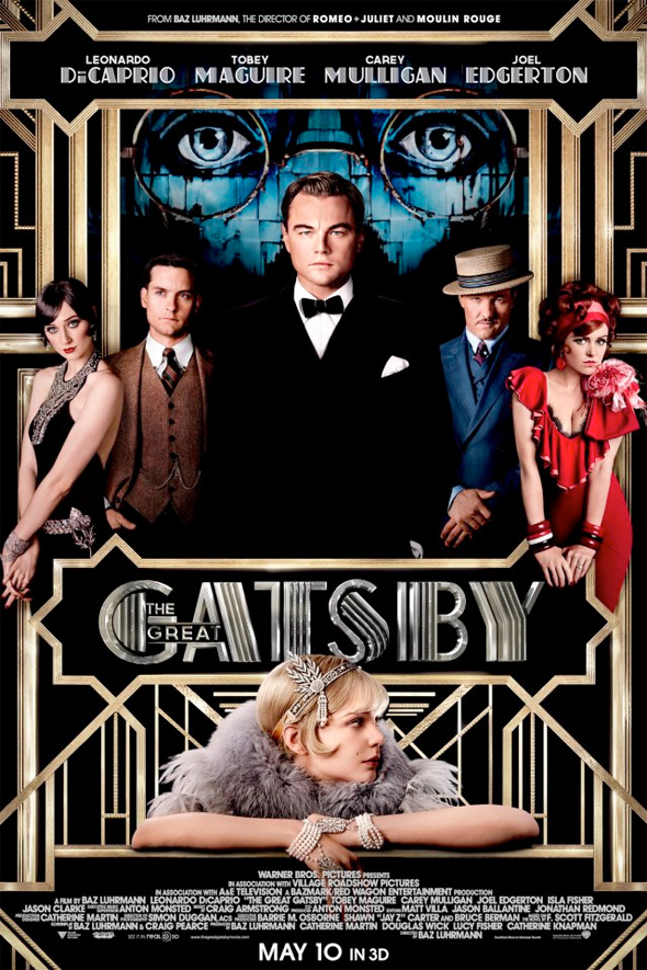 THE GREAT GATSBY Final Theatrical One Sheet