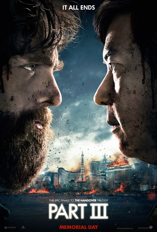THE HANGOVER PART III Teaser One Sheet