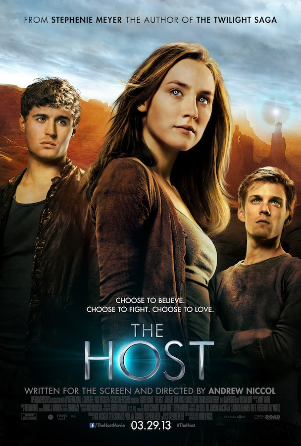 THE HOST Final Theatrical One Sheet