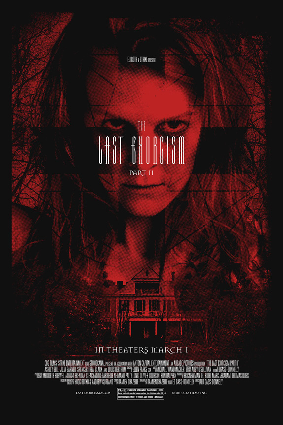 THE LAST EXORCISM PART II Graphic Poster