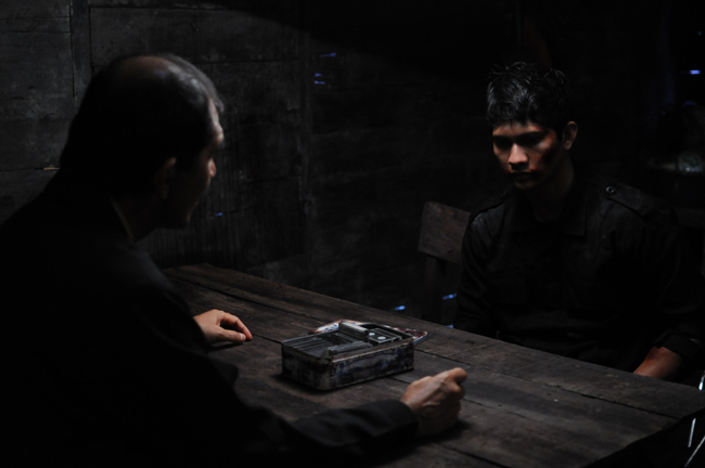 Set Pic #2 from THE RAID 2: BERANDAL