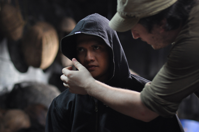 Set Pic #3 from THE RAID 2: BERANDAL