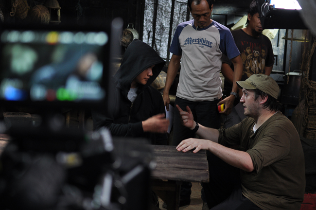 Set Pic #5 from THE RAID 2: BERANDAL