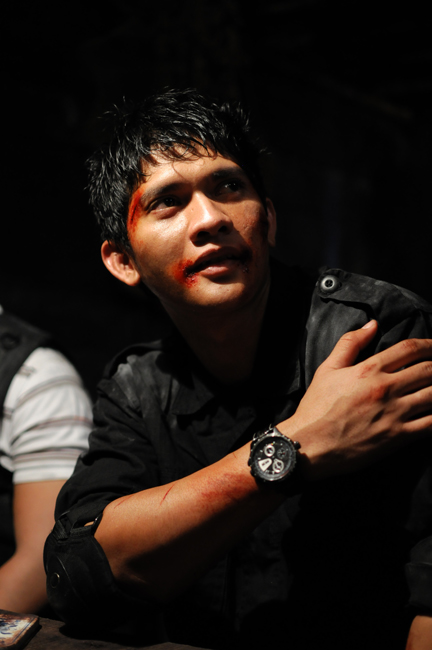 Set Pic #7 from THE RAID 2: BERANDAL