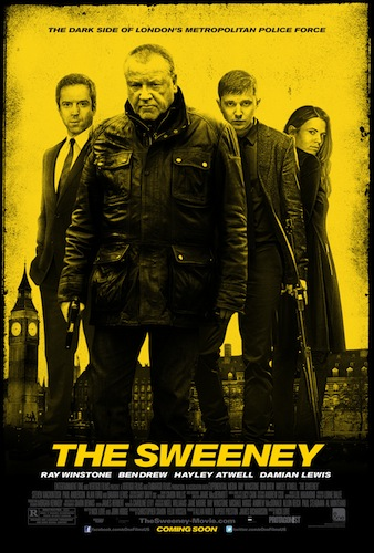THE SWEENEY Final U.S. Theatrical One Sheet