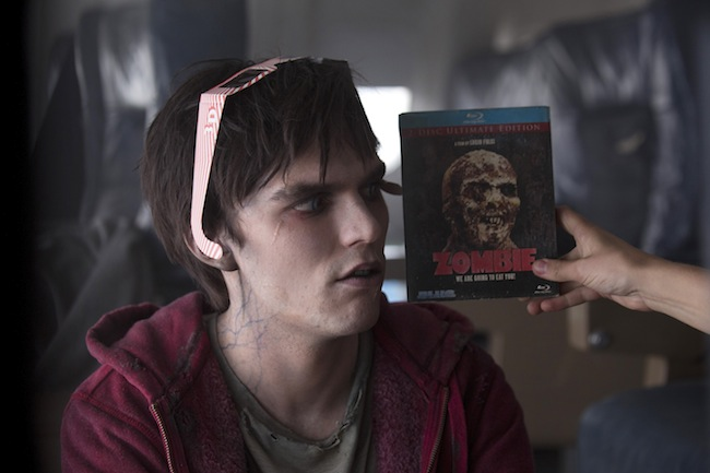 Nicholas Hoult in WARM BODIES