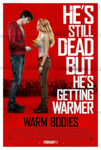 WARM BODIES Final Theatrical One Sheet