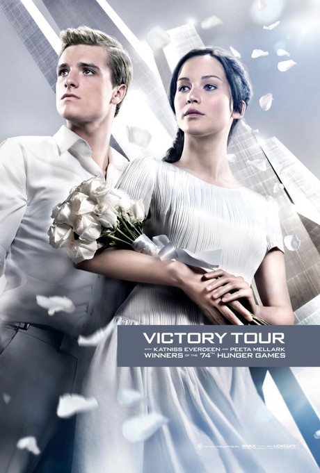 HUNGER GAMES Victory Tour