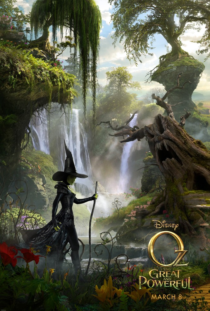oz witch poster 2