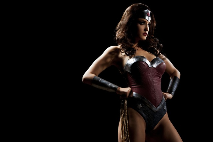 Axel Braun looks to taunt David E Kelley with his WONDER WOMAN