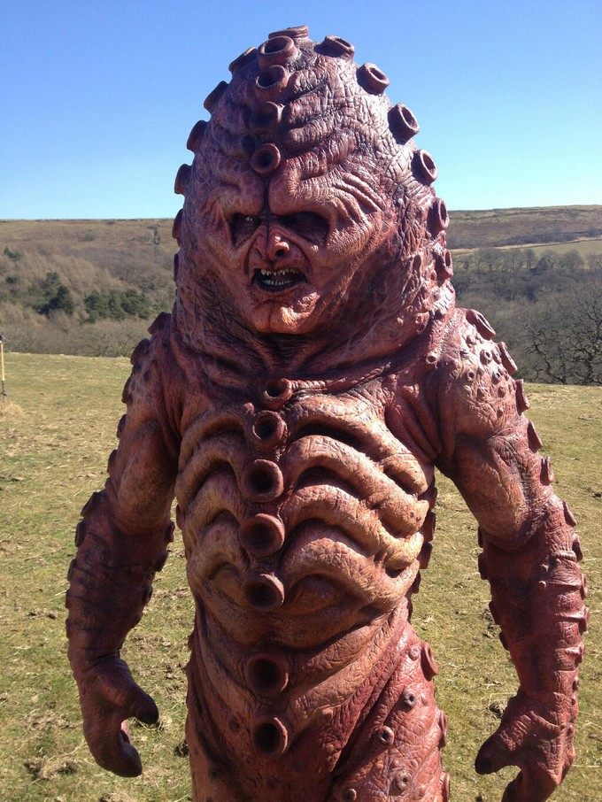 new Zygon (DOCTOR WHO)