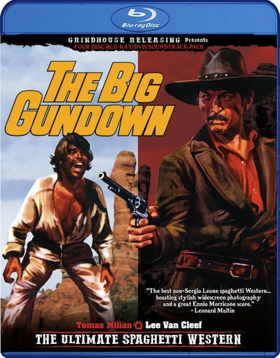 Big Gundown Blu-ray